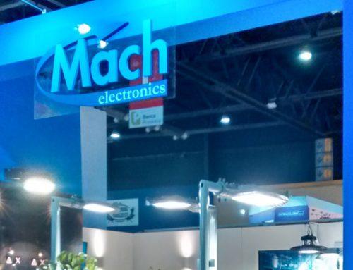 MACH LED agradece el apoyo recibido en la BIEL 2017