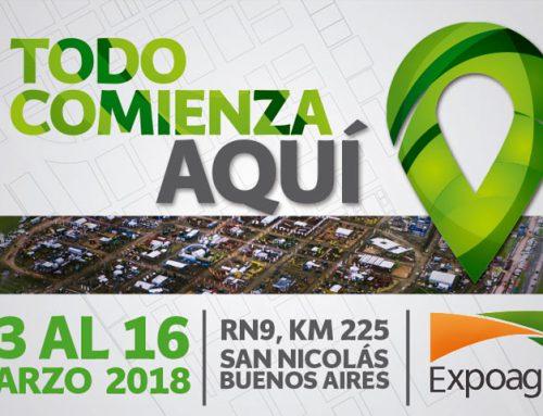 MACH LED informa su participación e invita a participar de EXPOAGRO 2018.