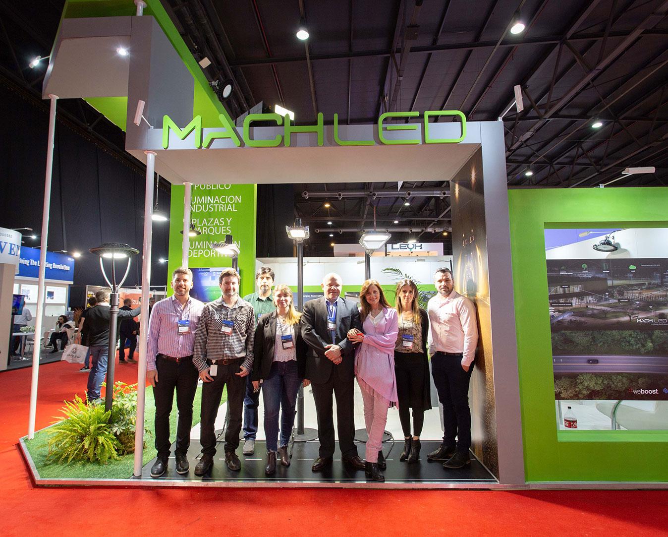 Mach LED agradece el apoyo recibido en la BIEL 2019