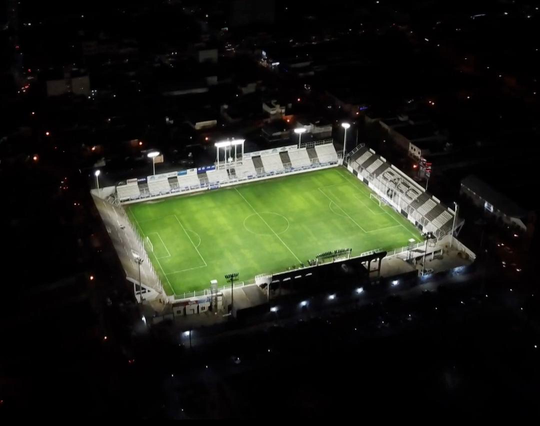 Centrál Córdoba inauguró su estadio 100% LED con victoria 1 – 0 sobre Godoy Cruz